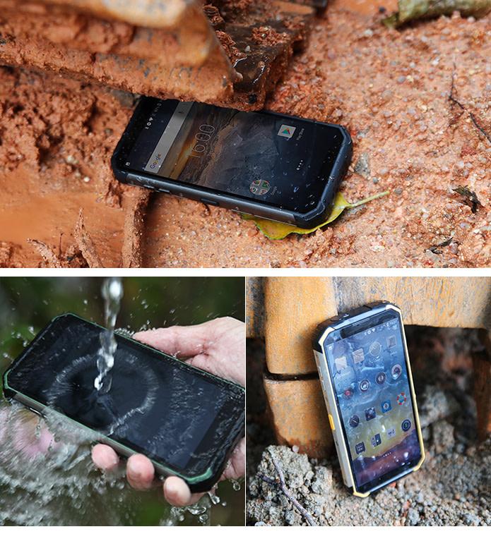 Blackview: Most Amazing & Uncrackable Smartphone-GadgetAny