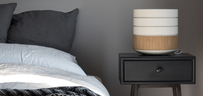 BRID the 'Forever' NanoTechnology Air Purifier-GadgetAny