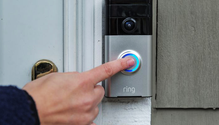 Ring WI-Fi Enabled Video Doorbell (1)