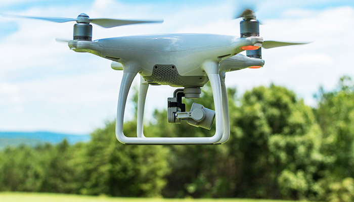 The Hobby or Consumer Drones