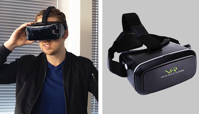 VR Handsets