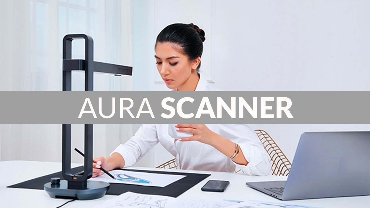 Aura: Gadget To Simplify Scanning Needs Speedly-GadgetAny