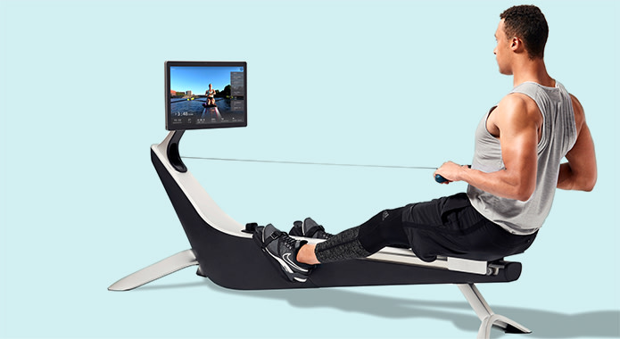 HYDROW – The Live Outdoor Reality Rower-GadgetAny