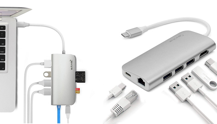 Sinstar USB C hub