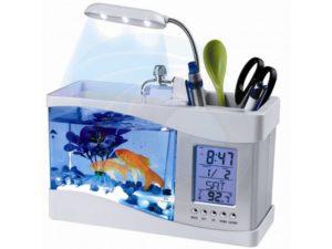 USB desktop aquarium - Gadgetany