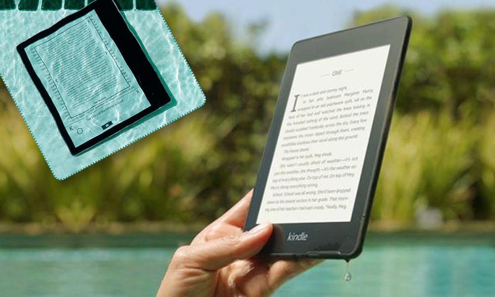 lightweight e-reader