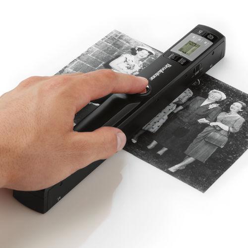 brookstone wi-fi scanner