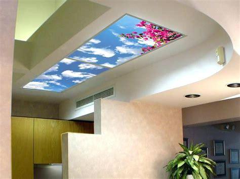 sky panel floor diffuser