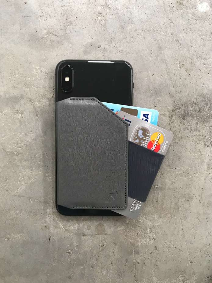 An Ultra Thin Phone Wallet is HERE!-GadgetAny