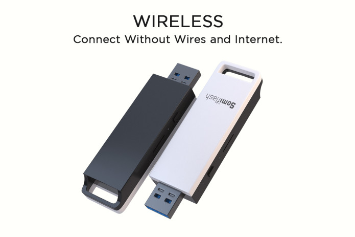 wireless & portable
