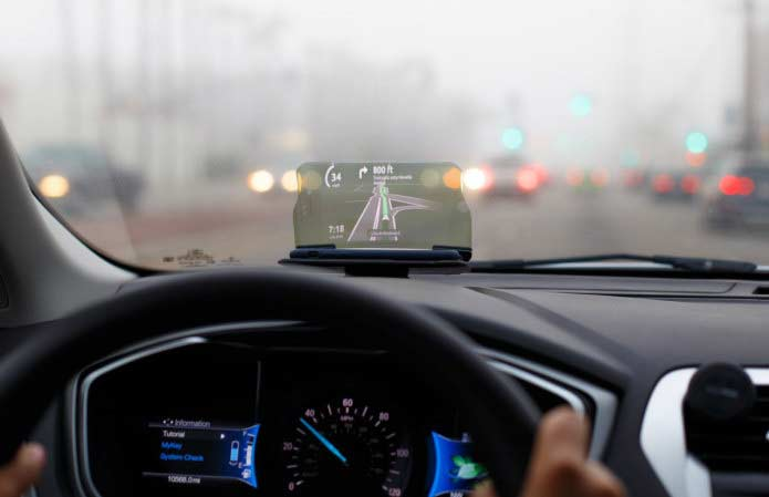 HUDWAY Glass: Gadget To Keep your eyes on the road-GadgetAny