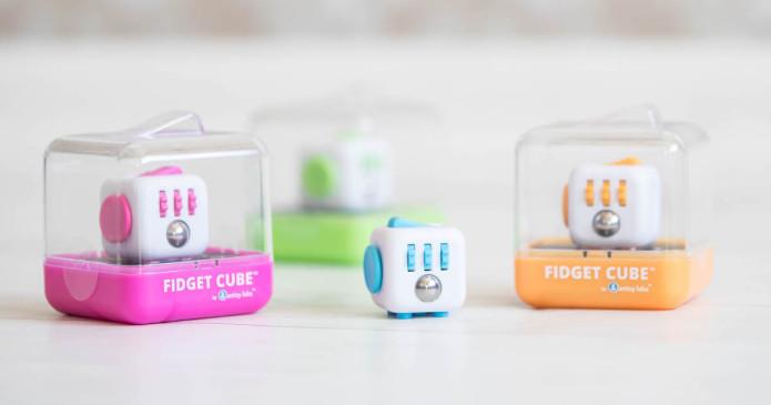 The Original Fidget Cube-GadgetAny