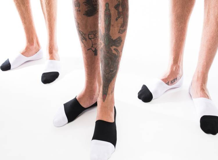 The Titan Sock: Amazing No-Show Socks-GadgetAny