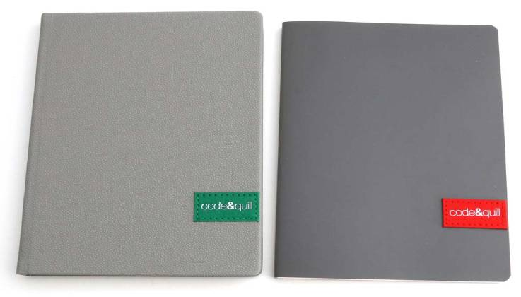 Code & Quill Notebooks-GadgetAny