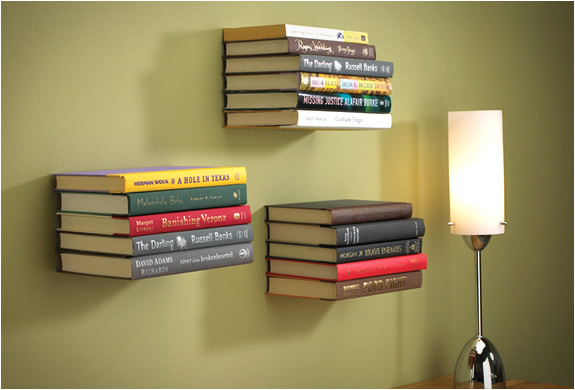 Creative Bookshelves for home