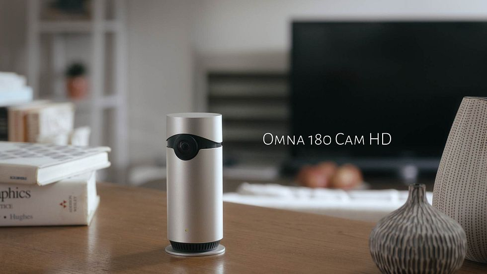 D-Link Omna 180 Cam HD Security Camera-GadgetAny