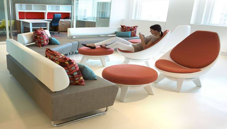 KI Sway Stylish Lounge Chair-GadgetAny
