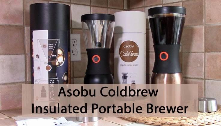 Portable Asobu Coldbrew Coffee Maker-GadgetAny