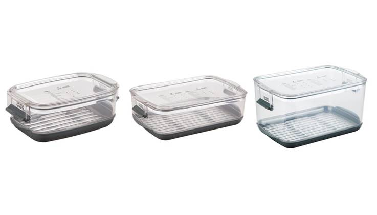 Progressive Air Vented Bread Storage Container-GadgetAny