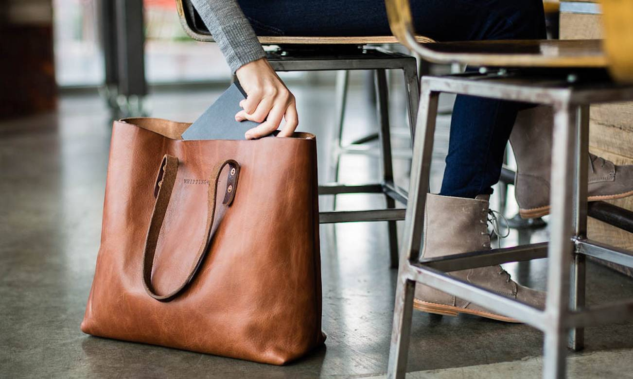 The Vintage Tote Bag For Women-GadgetAny