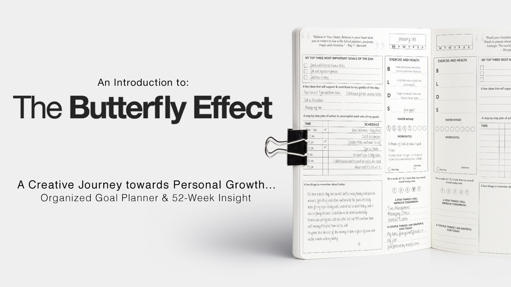 The ButterflyEffect Growth Guide That All Needs-GadgetAny