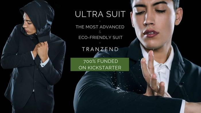 Ultra Suit – The Most Innovative & Eco-friendly Suit-GadgetAny