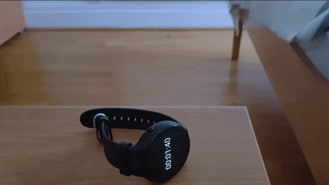 World's first productivity smartwatch-GadgetAny