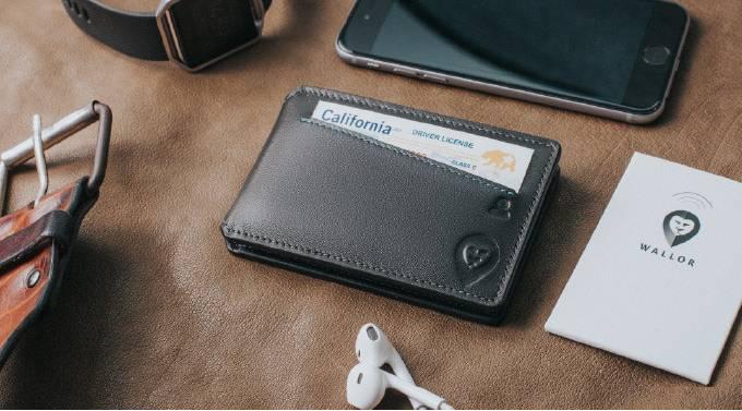 men's leather card holder wallet