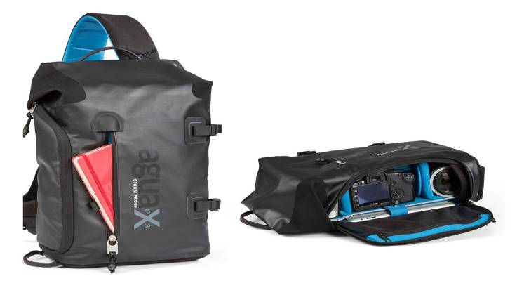 Storm-proof Quick-draw sling bag By Miggo-GadgetAny