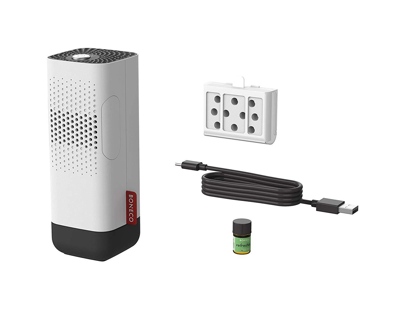BONECO P50 2-in-1 Personal Waterless Aroma Diffuser-GadgetAny