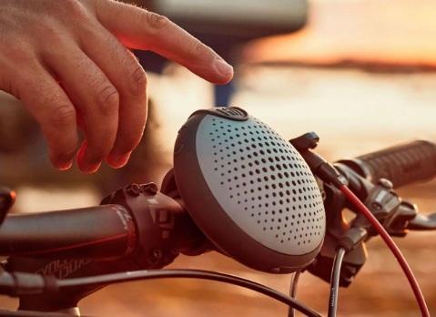 Boompods: Aquablaster Alexa Bluetooth Speaker-GadgetAny