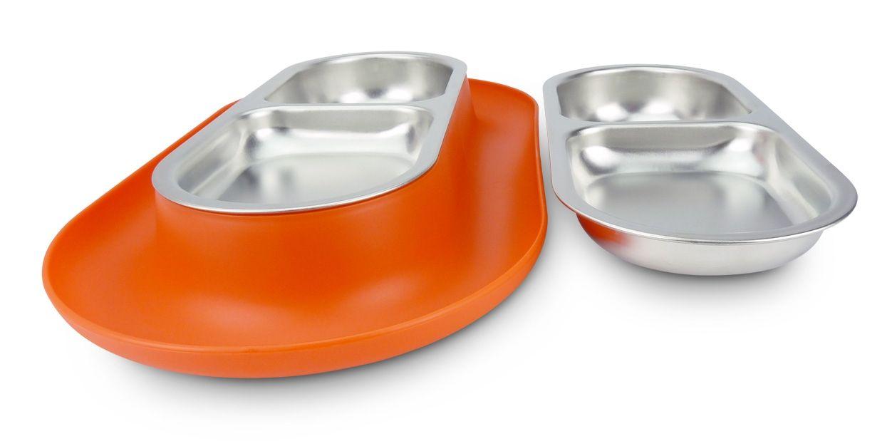 Hepper NomNom Pet Bowl Set-GadgetAny