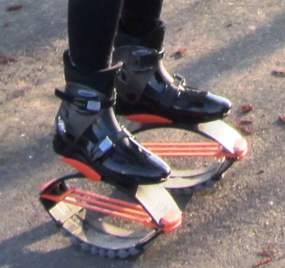 Kangoo Jumps: Boots For Better Jumping and Running-GadgetAny