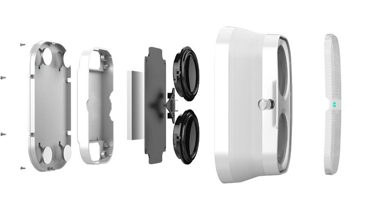 POW MO Expandable Bluetooth Speaker