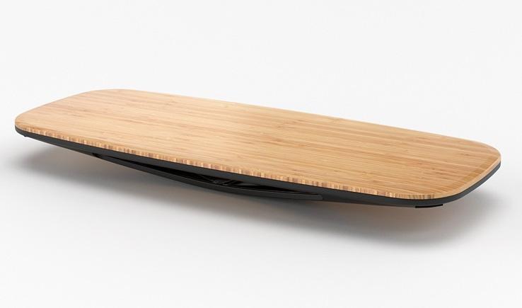 Floatdeck: Standing Balance Desk Board-GadgetAny