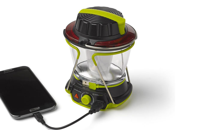 Goal Zero: Lighthouse 400 Lantern & USB Power Hub-GadgetAny