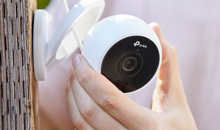 TP-Link Kasa Cam Security Camera-GadgetAny