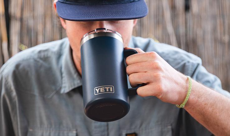 YETI: Rambler 24 oz Mug-GadgetAny